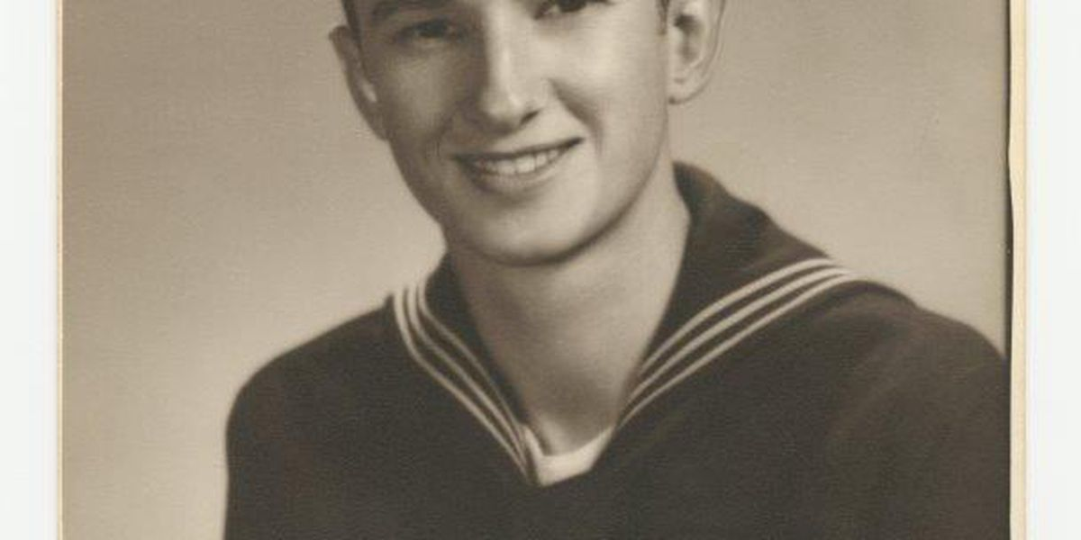 Louisiana sailor had a front-row seat to the formal end of World War II