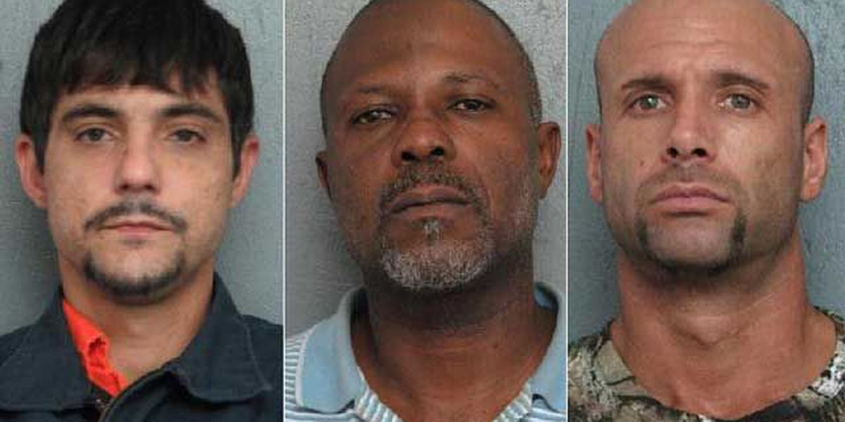 3 arrested, drugs seized in Houma convenience store parking lot