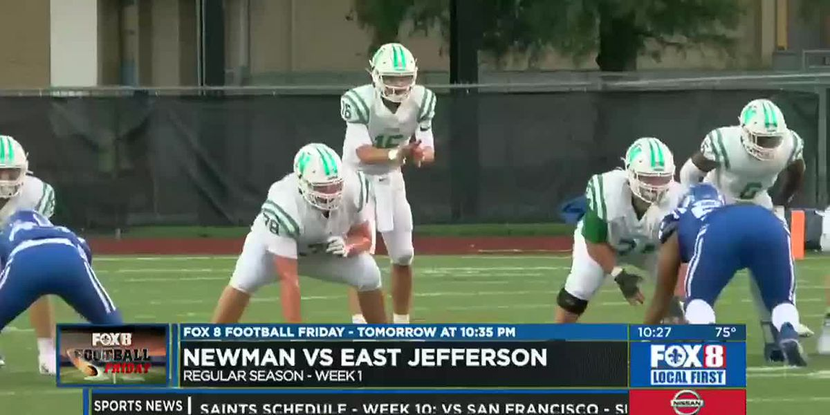 Arch Manning accounts for six TD's in a Newman win over East Jefferson