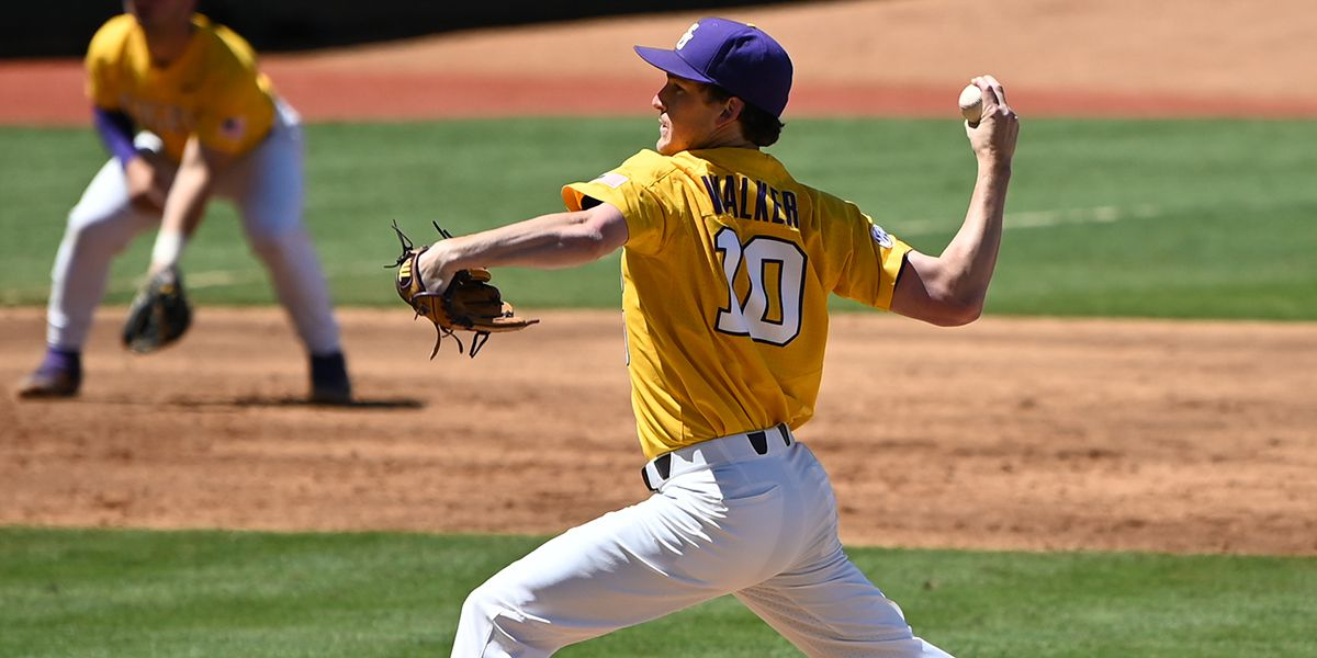 LSU baseball gearing up for strong finish