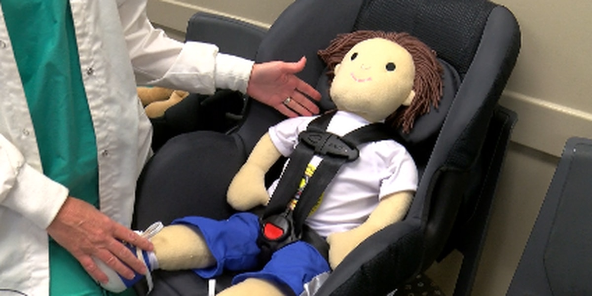 New law requires children to be in safety car seats longer