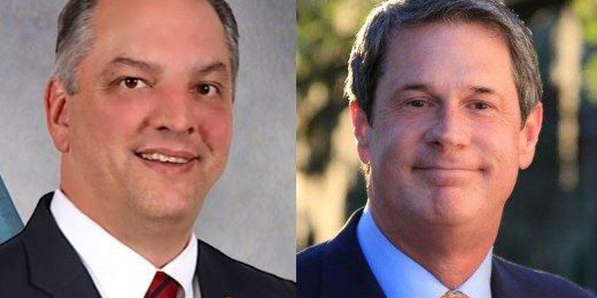 Vitter, Edwards in gubernatorial runoff