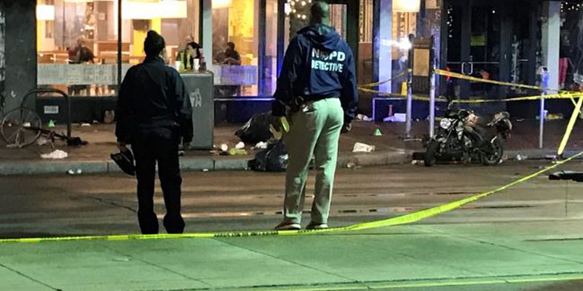 UPDATE: Weapon recovered in Canal St. shooting, shooter still on the loose
