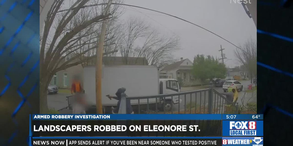 Eleonore St. Armed Robbery