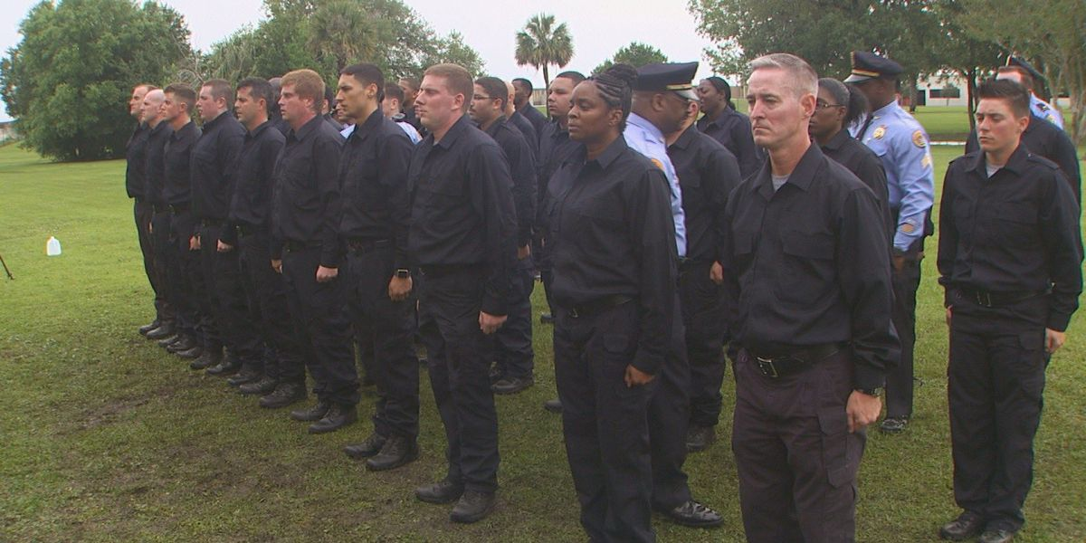NOPD touts success with recruiting effort, new class
