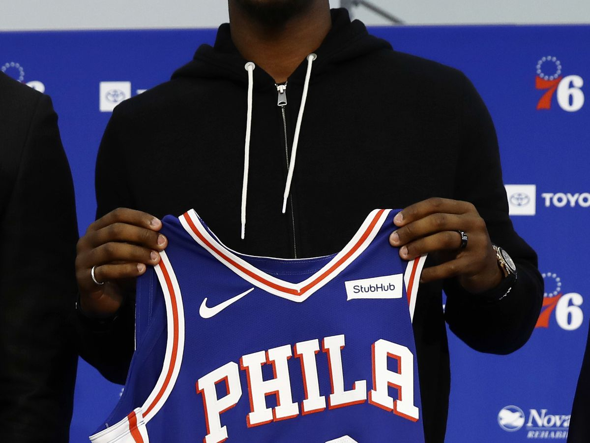 Jimmy Butler ready to 'grind' and work hard in Philly