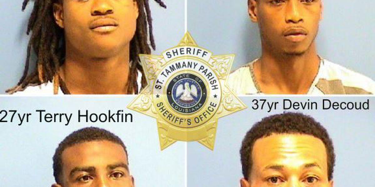 Fourth arrest made in Covington motel homicide