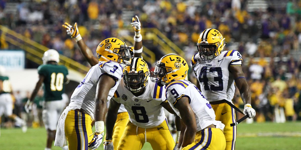 LSU's football program revenue ranked in the top 10