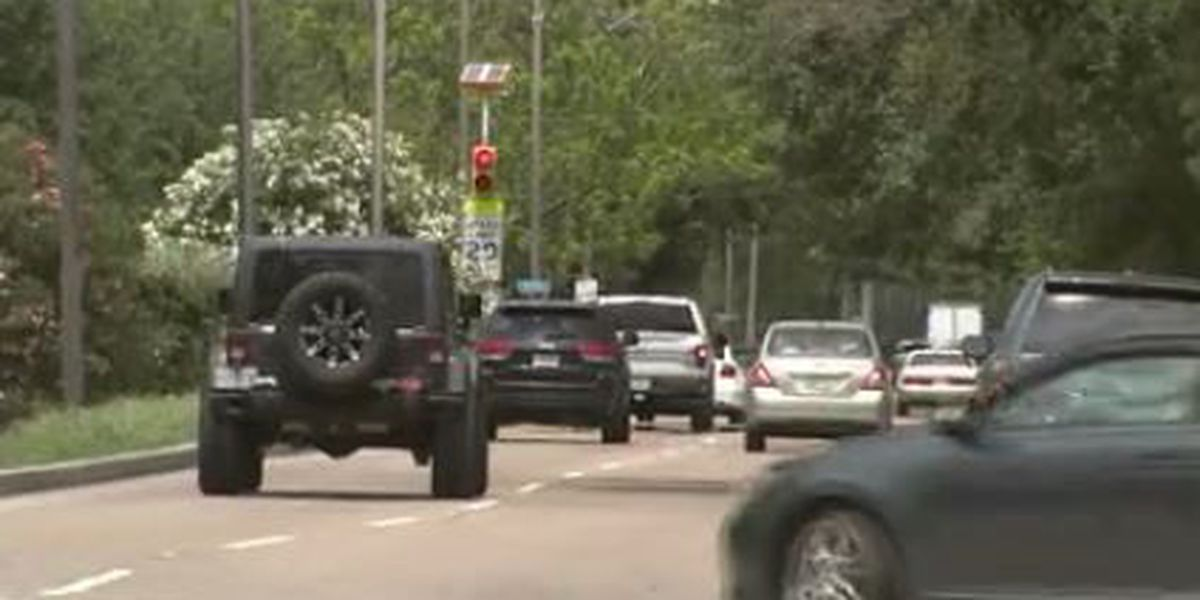 Canal Blvd. proposal adds traffic laws enforcement camera, reduces lanes