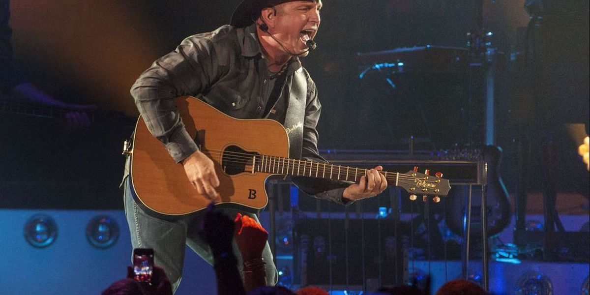 Garth Brooks is coming to New Orleans