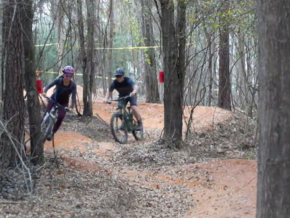Heart of Louisiana: Mountain biking in Bogue Chitto State Park
