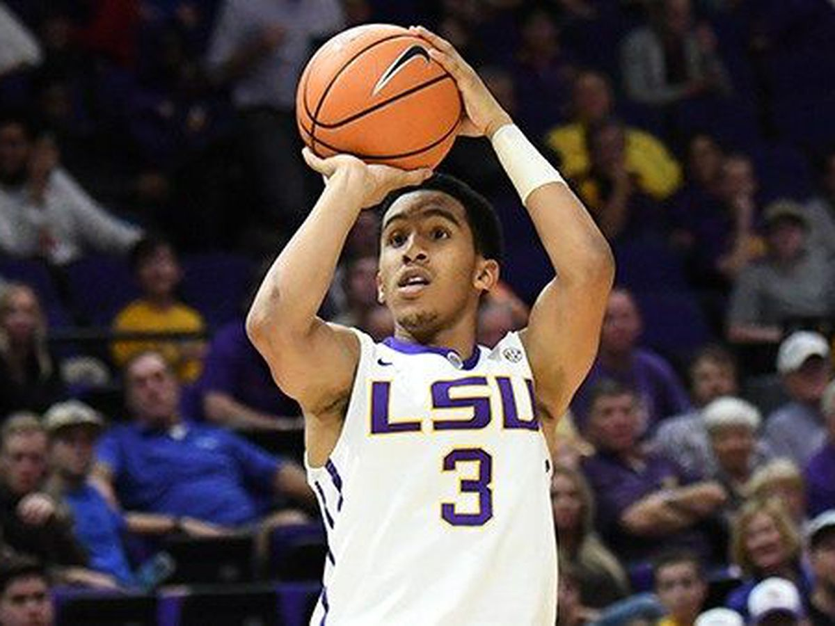LSU's Waters named to All-SEC Preseason Team