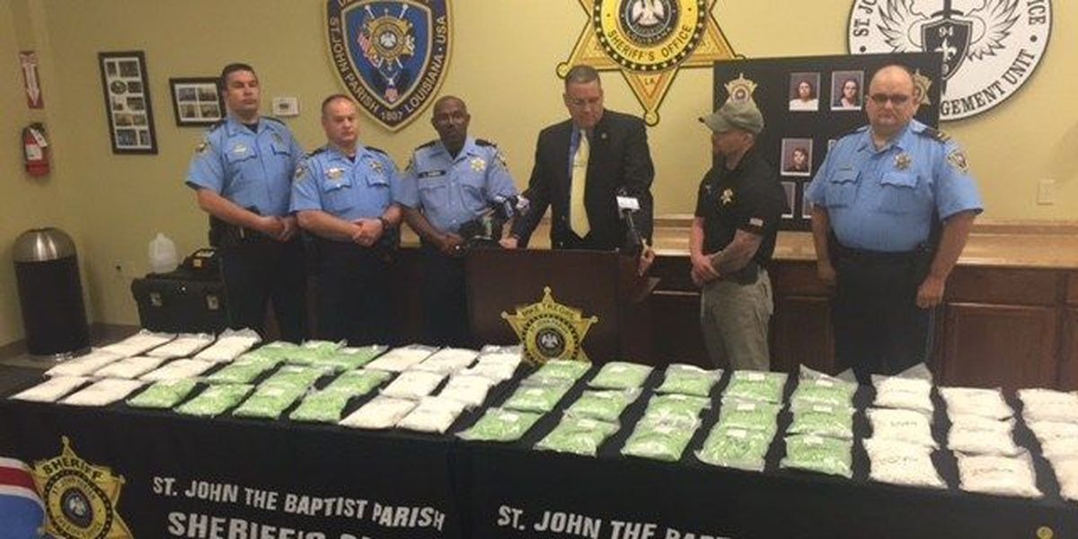 Sheriff: Massive St. John Xanax ring funded by digital currency