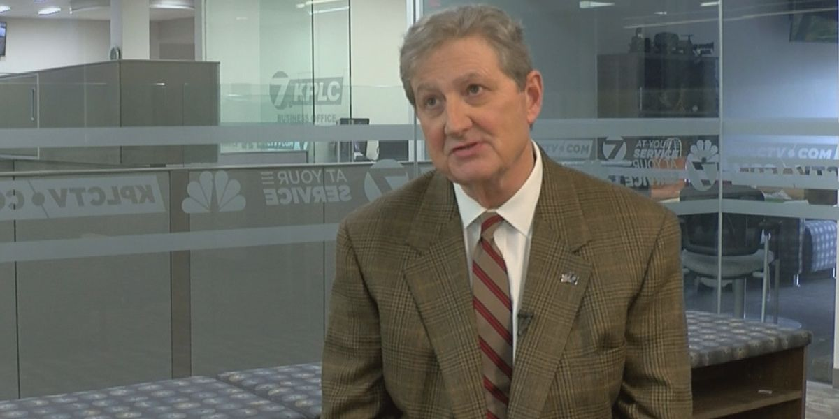 Sen. John Kennedy on partial government shutdown: 'I thought it would have been over by now'