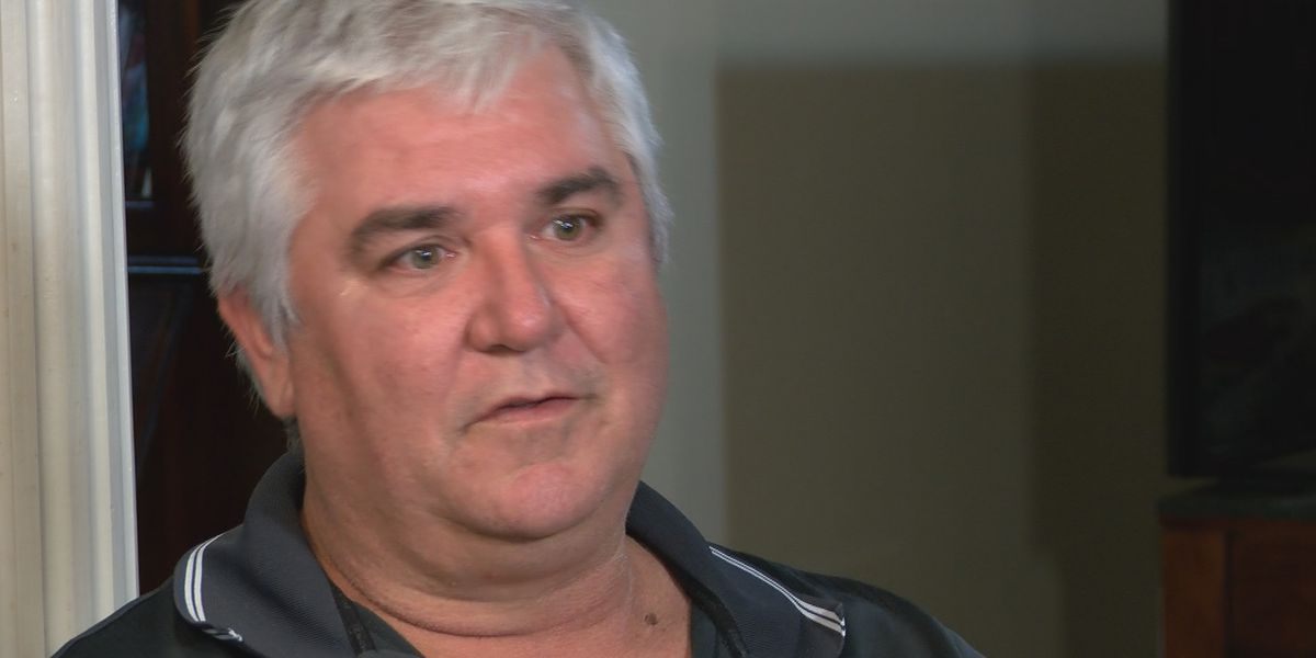Man recounts his role in saving woman from fiery wreck