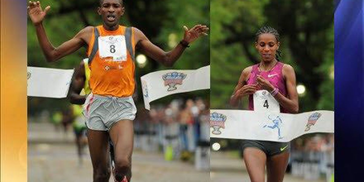 John Muritu, Hiwot Ayalew among top finishers in 37th annual Crescent City Classic