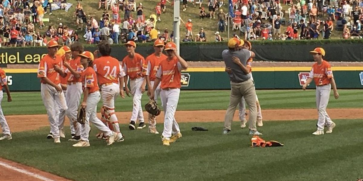 Eastbank captures the Little League World Series title