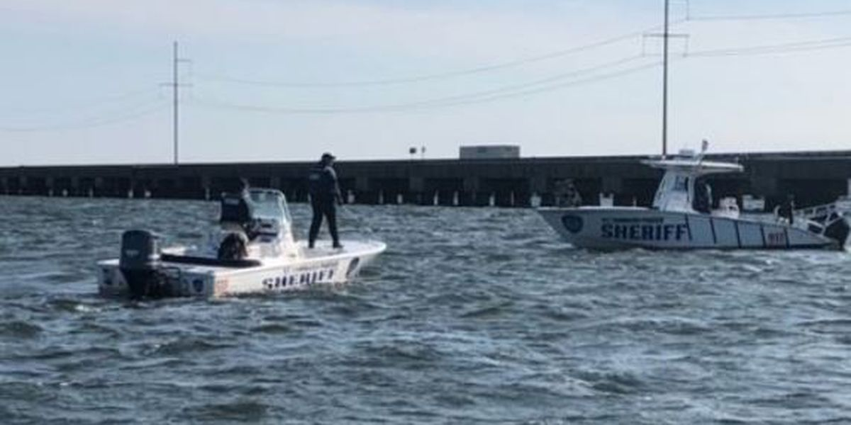 Search resumes Sunday for missing boater near Highway 11 drawbridge