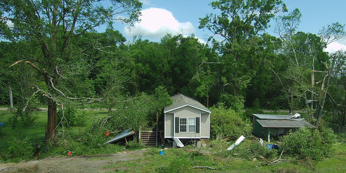 Fire Chief: At least 5 homes damaged in severe weather in St. Amant