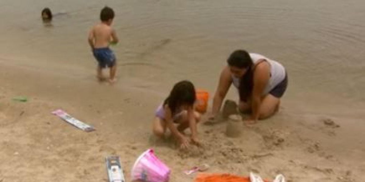 26th annual Lake Pontchartrain Beach Sweep