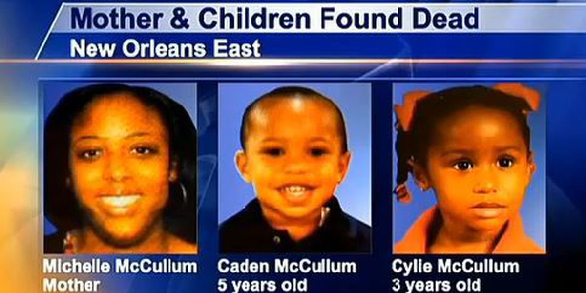 Coroner: Mother and kids each died from single gunshot wound