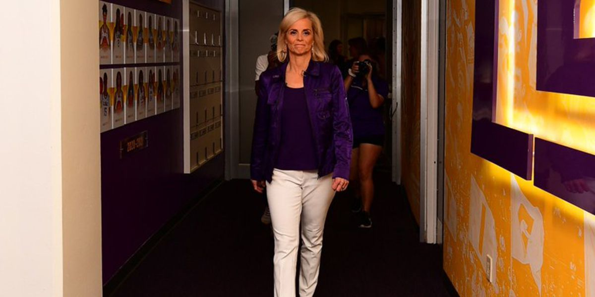 LSU head coach Kim Mulkey to be enshrined into Naismith Memorial Hall of Fame