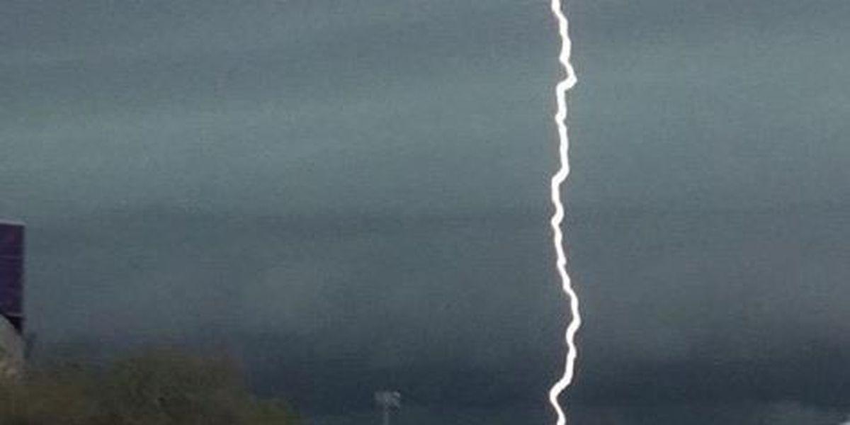 Slidell man dies of apparent lightning strike