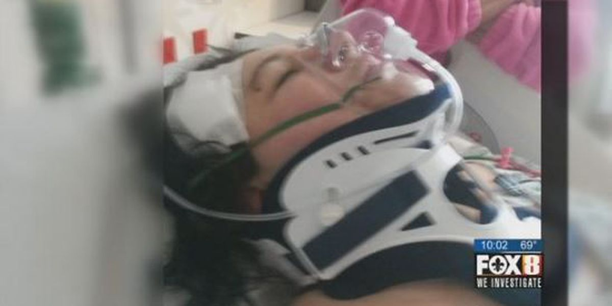 Family of woman run over by officer speaks exclusively with Fox 8