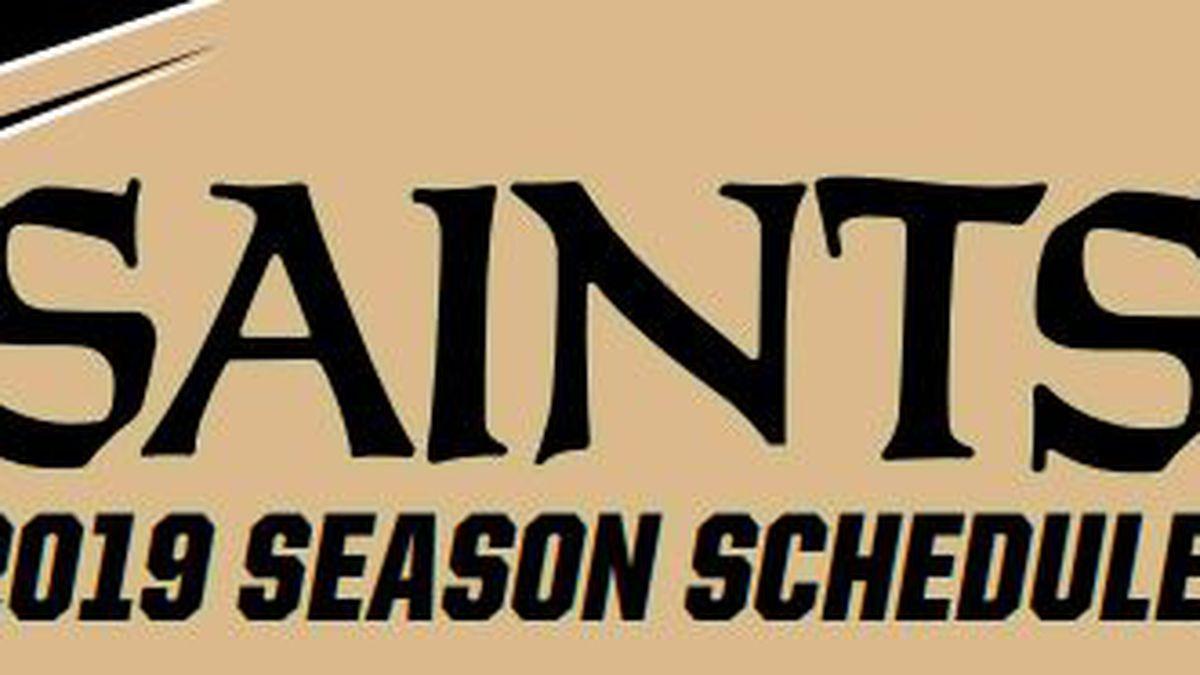 Saints fans optimistic about 2019 schedule