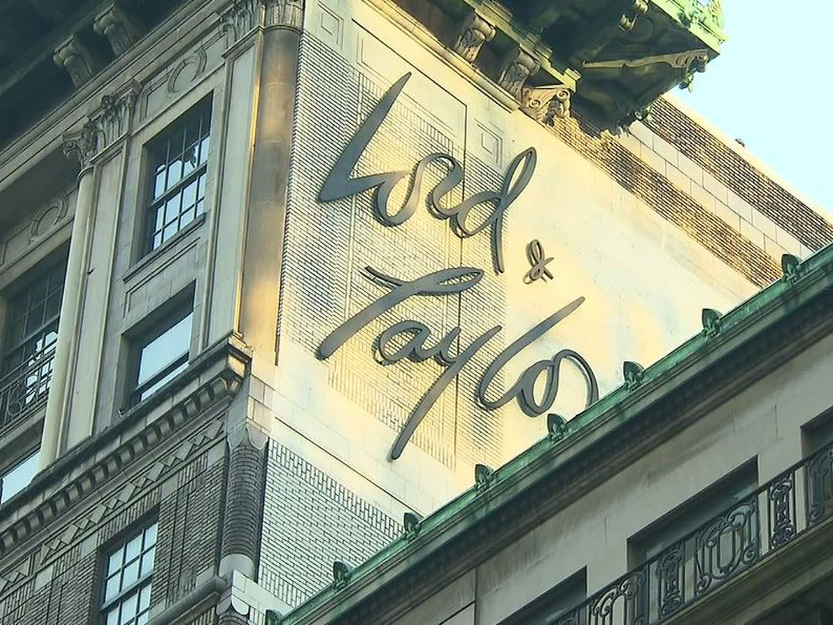 Retail rout gains pace, Lord & Taylor seeks bankruptcy