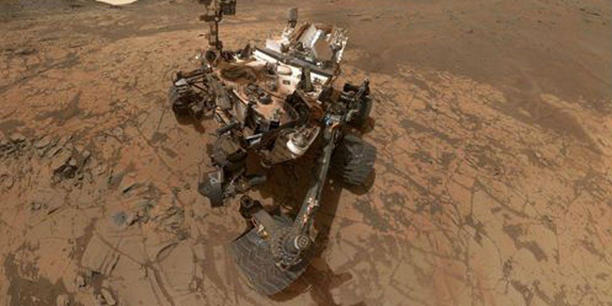 Mars rover replica to visit UNO