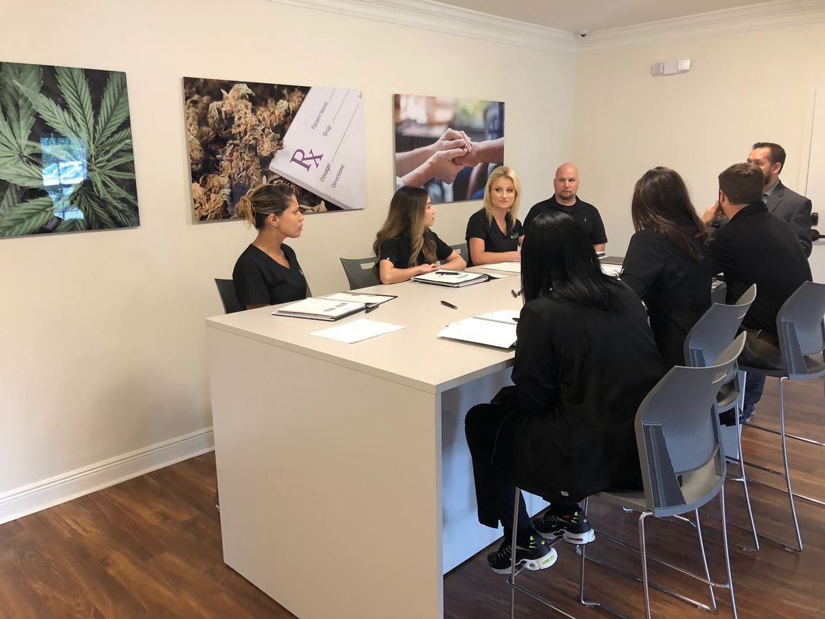 Inside Look: Capitol Wellness Solutions preparing for medical marijuana roll-out