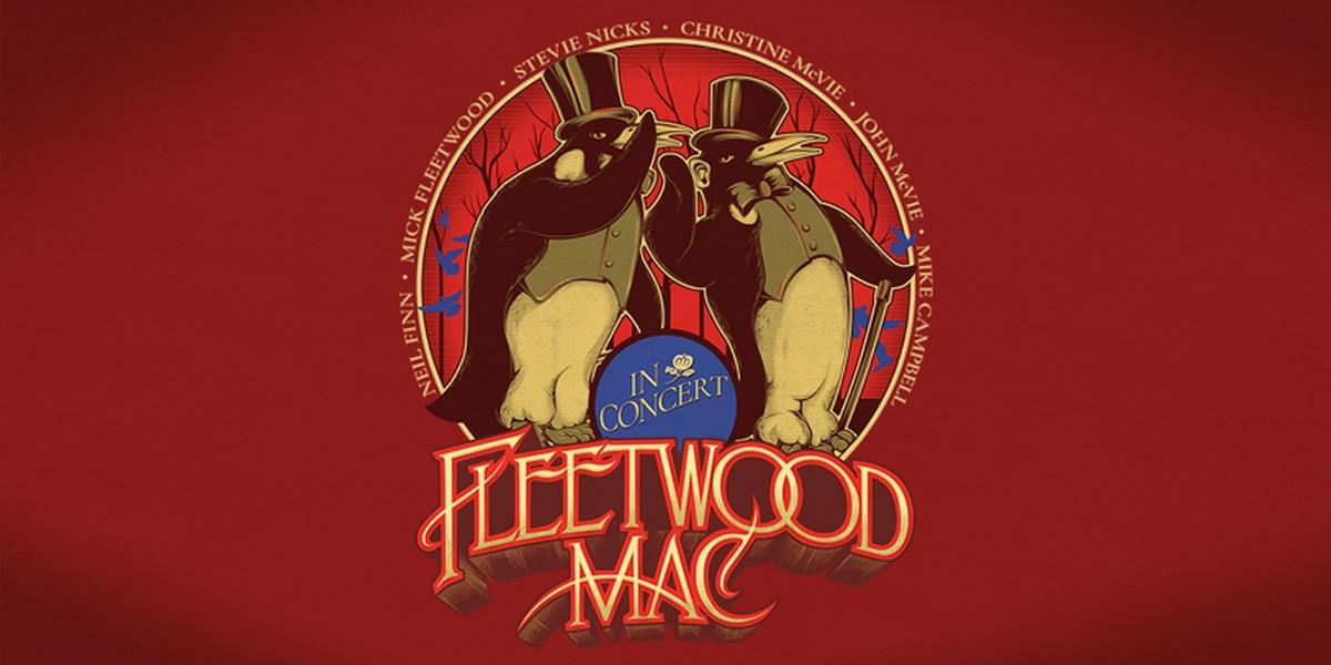 Fleetwood Mac performing at Smoothie King Center