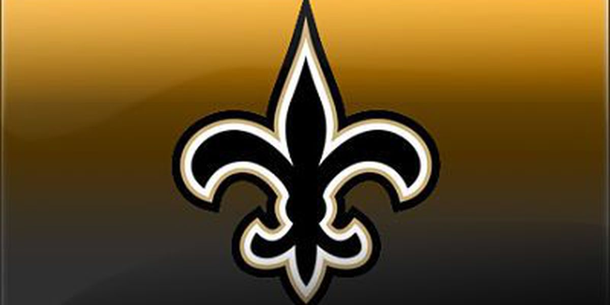 Saints announce signings of 13 free agents, release three veterans