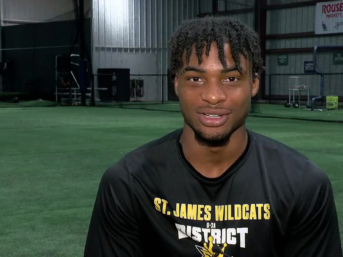 St. James WR Shazz Preston hungry for another state title
