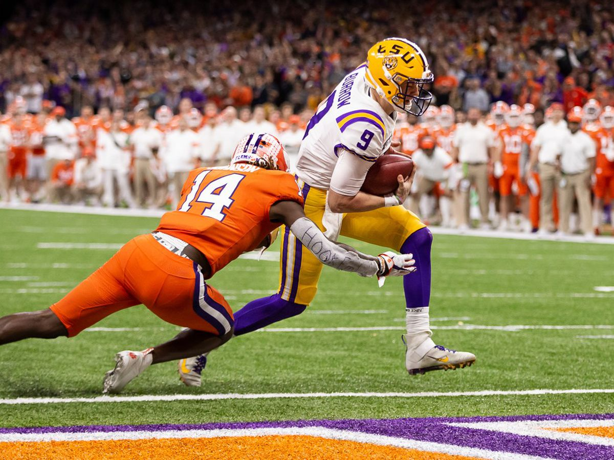 Five LSU players with first round potential at NFL combine