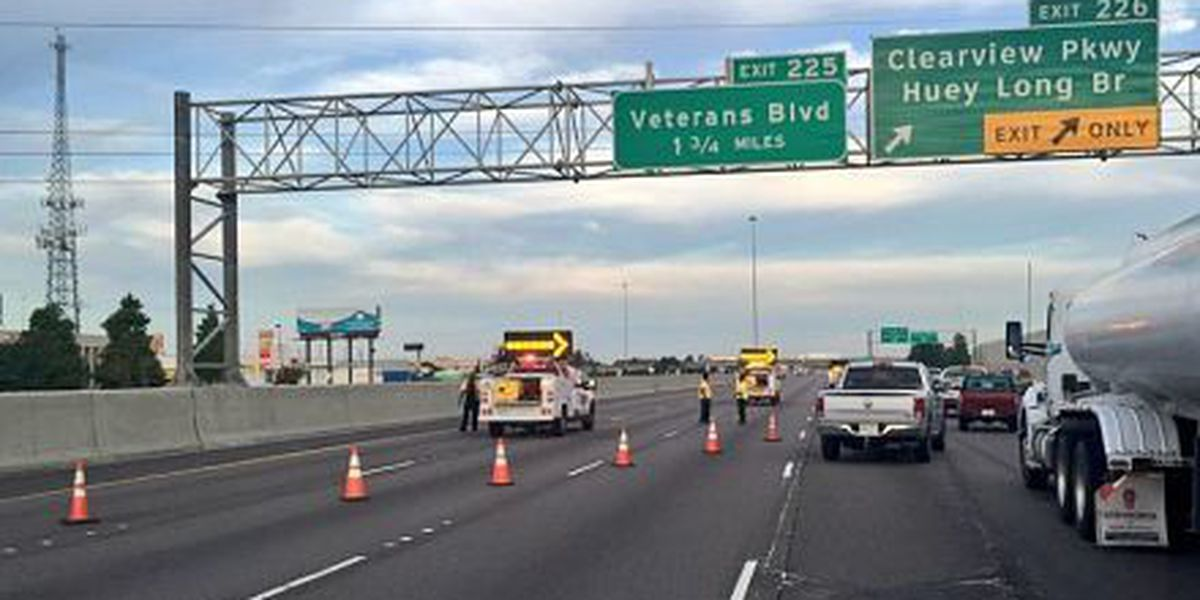 Authorities release ID of female body found Wednesday on I-10
