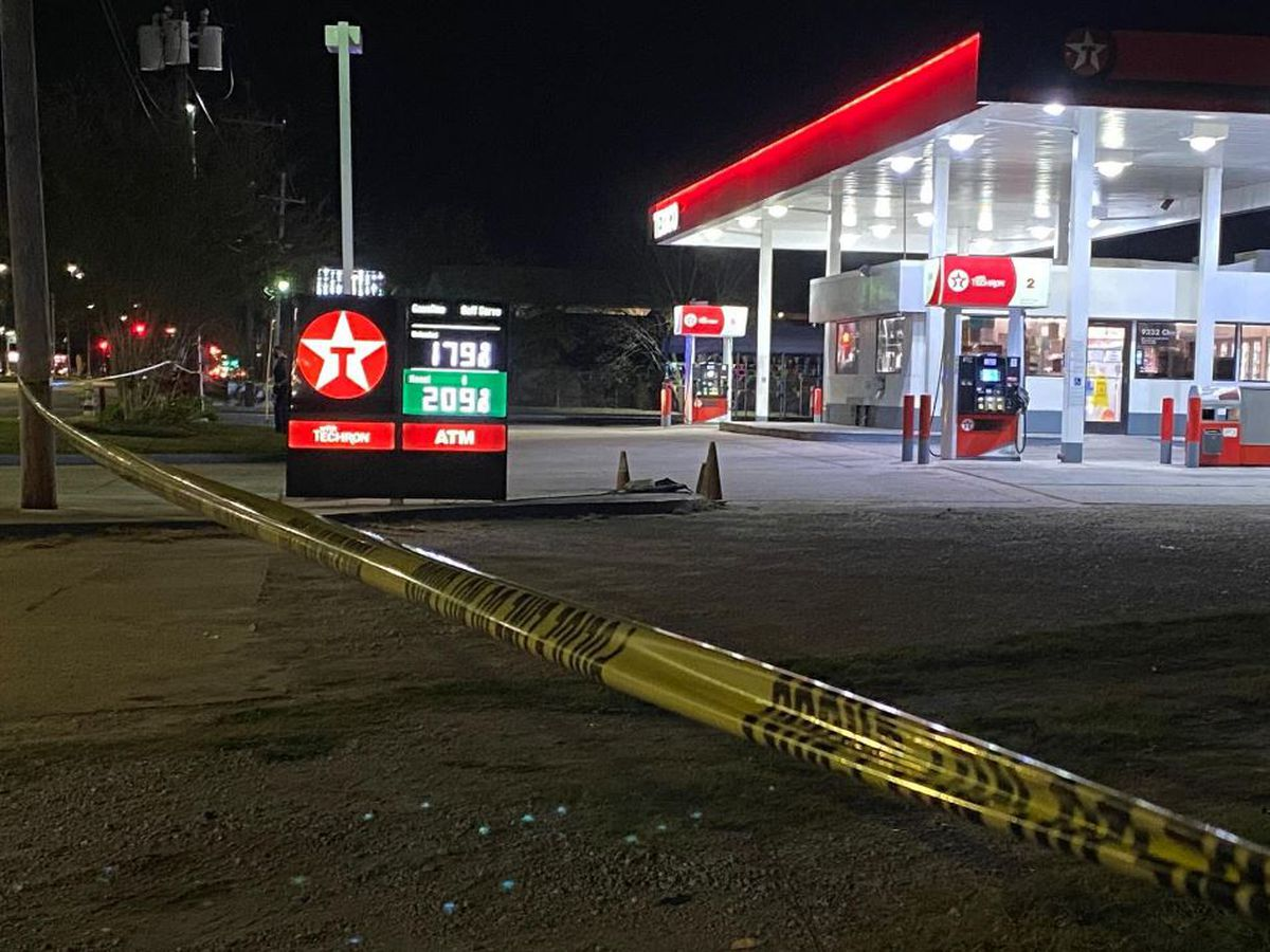 7 shot, 2 killed Sunday in New Orleans