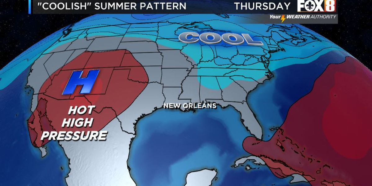 Daily summer storms return this weekend
