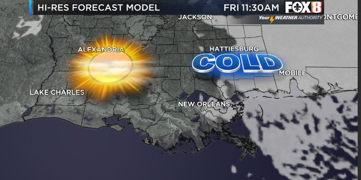 BRUCE: A Cold January Weekend Ahead