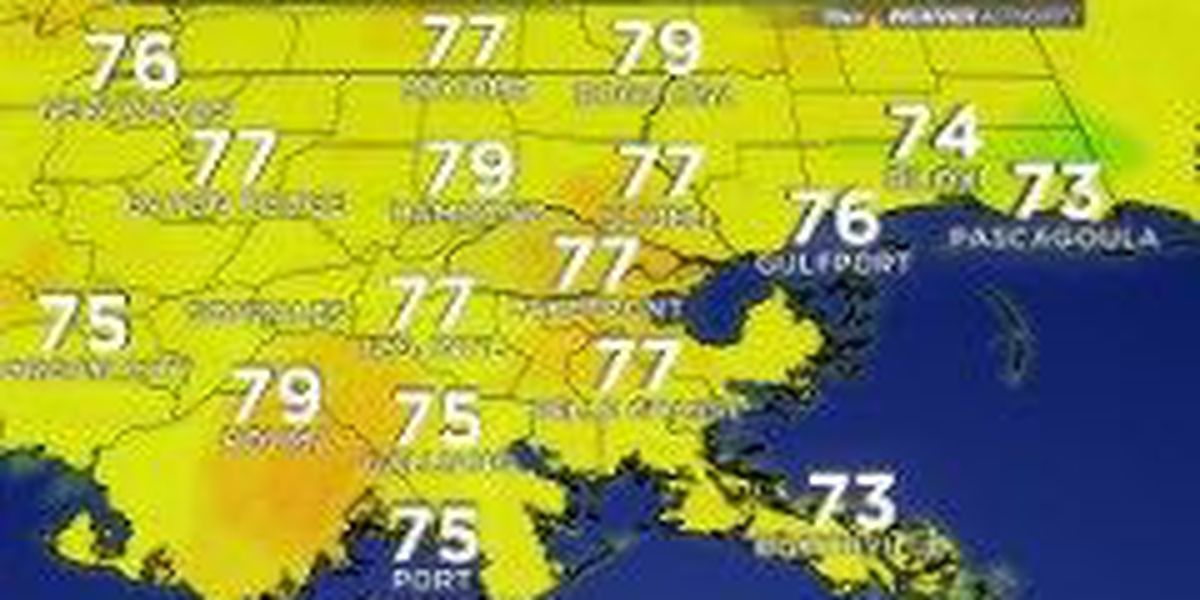 Nicondra: Awesome weather is here for a while