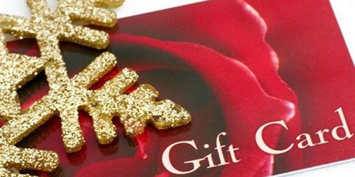 Which are the best gift cards of the year?