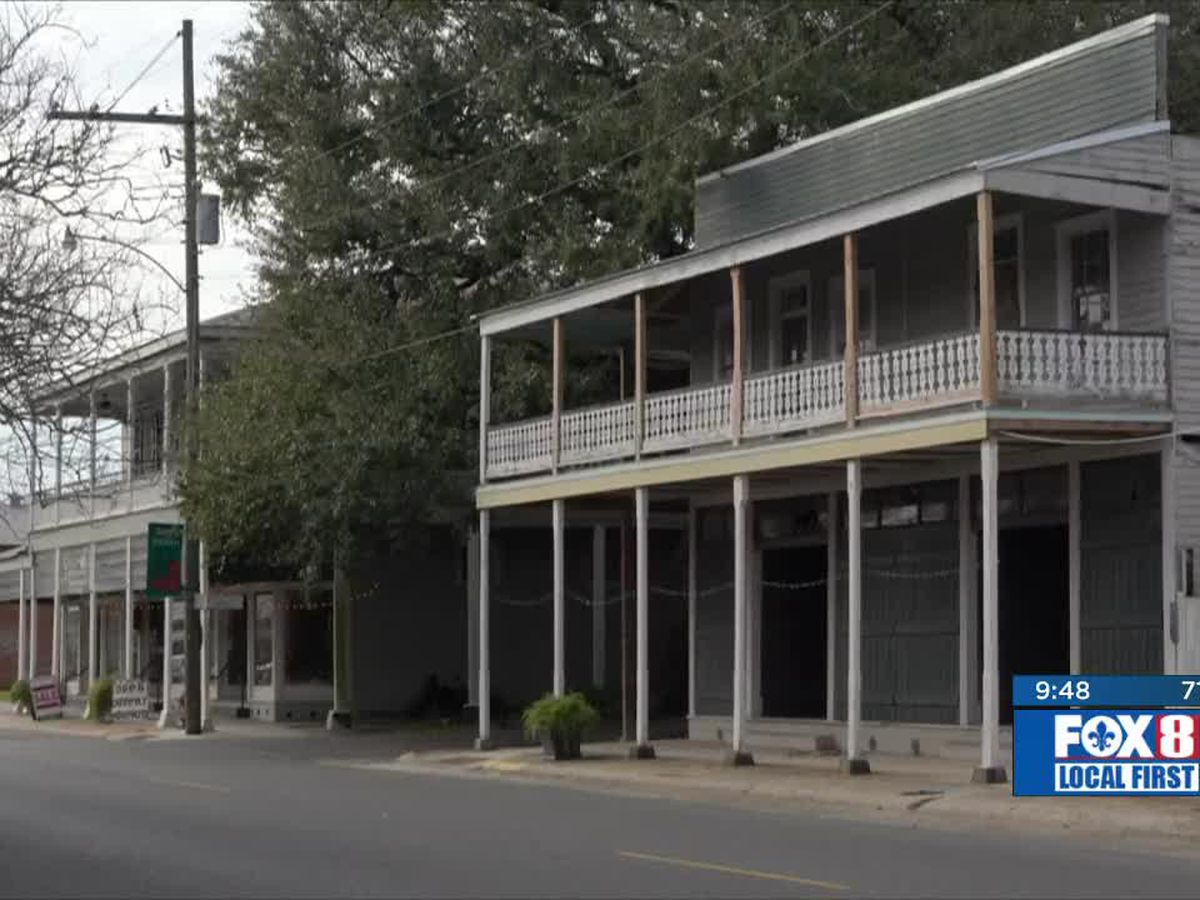 Heart of Louisiana: Endangered Places