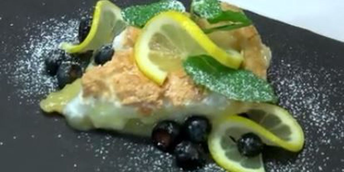Chef John Folse: Mamere's country-style lemon pie