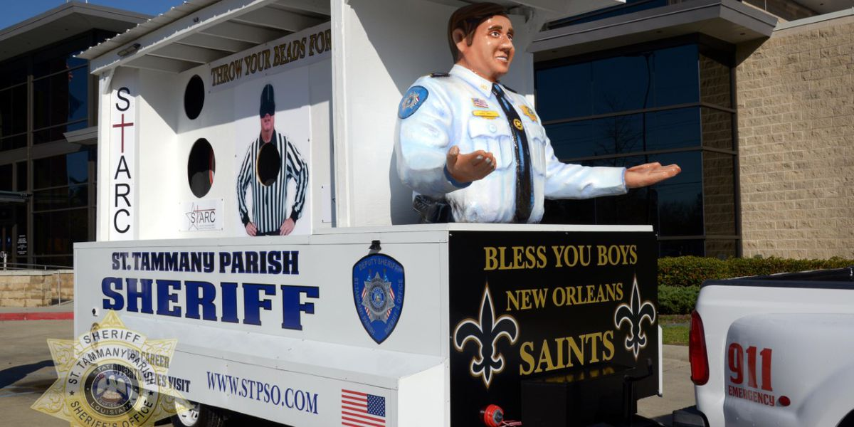 STPSO partners with STARC to collect beads during Carnival season