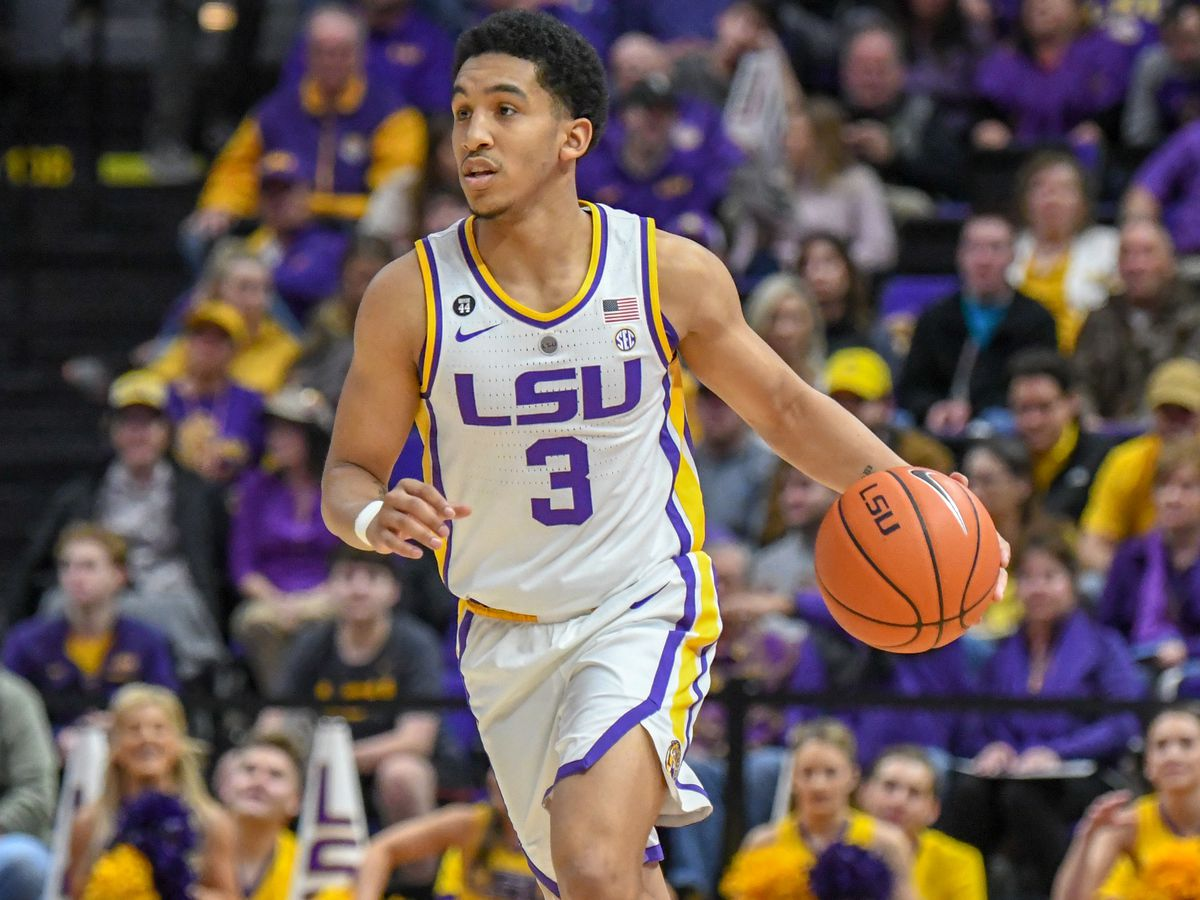 LSU point guard Tremont Waters taken by Celtics at No. 51 overall in 2019 NBA Draft