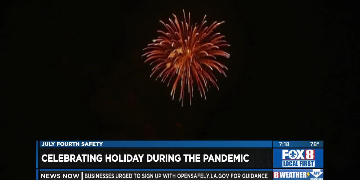 Celebrating the 4th of July during the pandemic – Dr. Eric Griggs