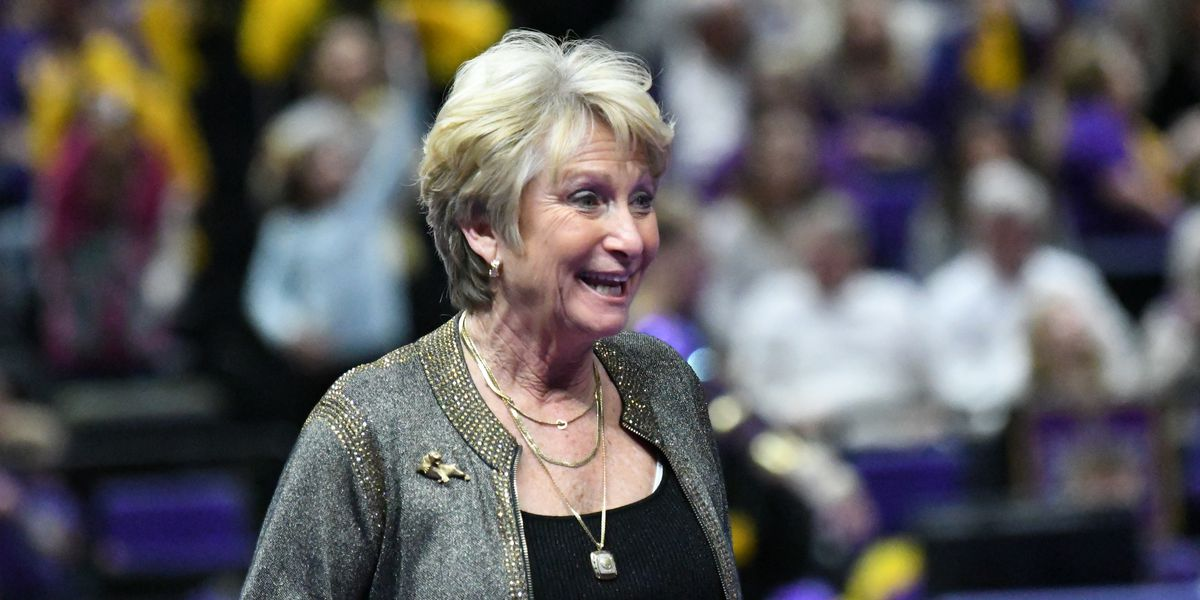 LSU gymnastics ranked No. 2 in preseason poll