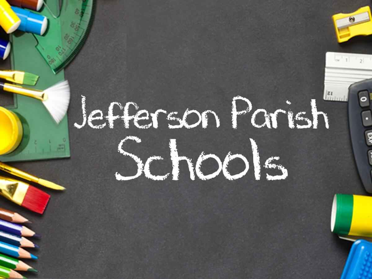 Jefferson Parish Public Schools Updates