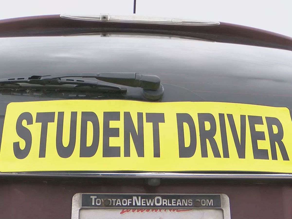 New state requirement for first time drivers